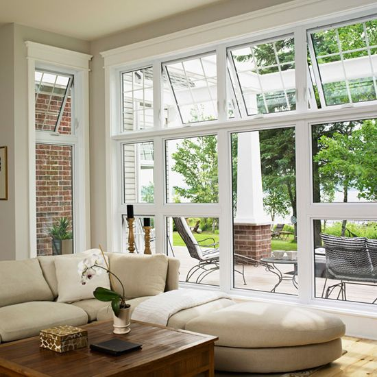 Sunroom With Awning Windows Home Sweet Home Pinterest