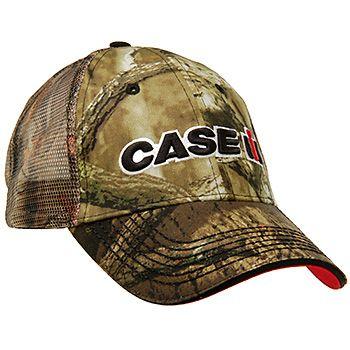 ffba4ca7 Case IH Camo Trucker Cap   ShopCaseIH.com #camo #CaseIH   Camo cutie!