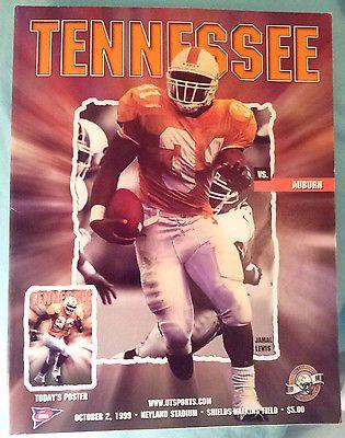 1999 Tennessee Gameday Vs Auburn