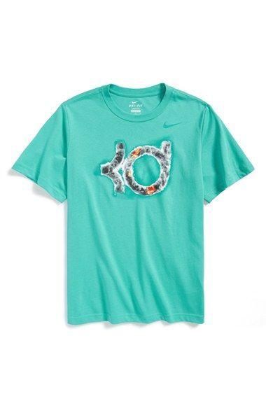 Nike \u0027Storm\u0027 Dri-FIT KD Graphic T-Shirt (Big ...