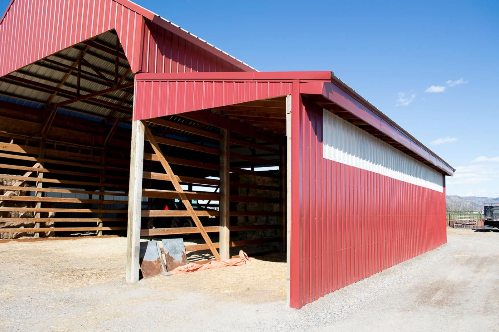 Protectorx Series Tuff Rib Metal Roofing Siding Metal Roof Roofing