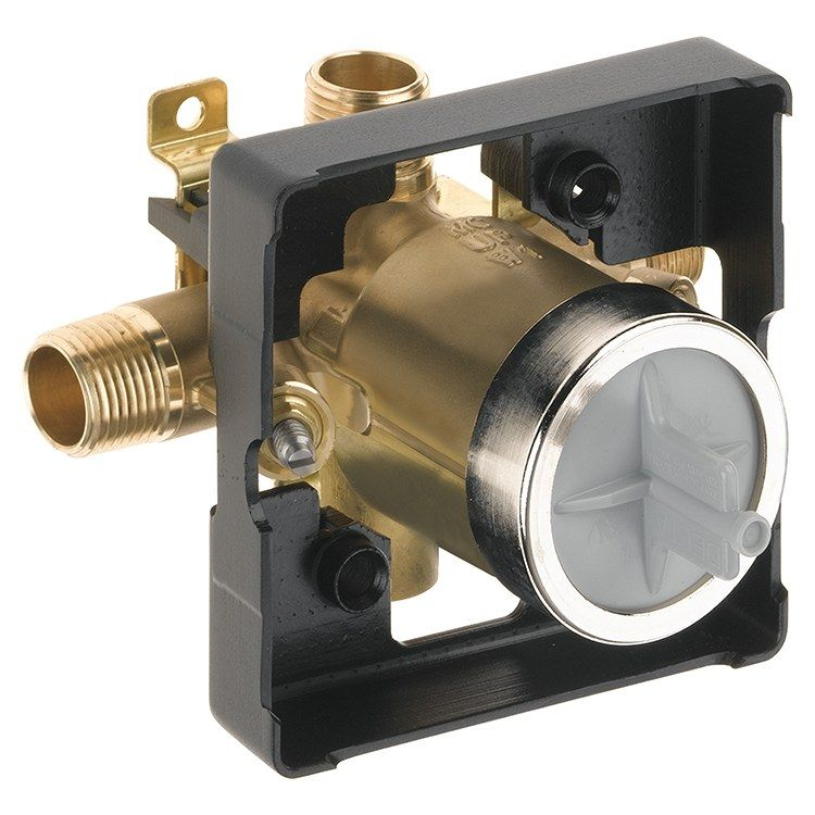 Multichoice Universal High Flow Shower Valve Body Shower Valve