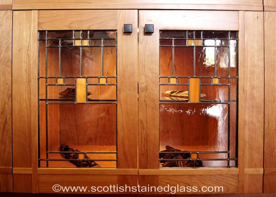 Prairie Stained Glass Kitchen Cabinets Pinterest Glass