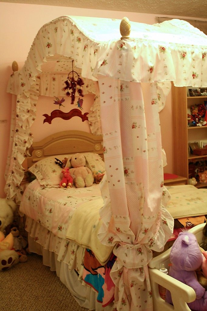Is This Nice Choose For Girlsu0027 Room, Girls Canopy Bed? : Girl Canopy