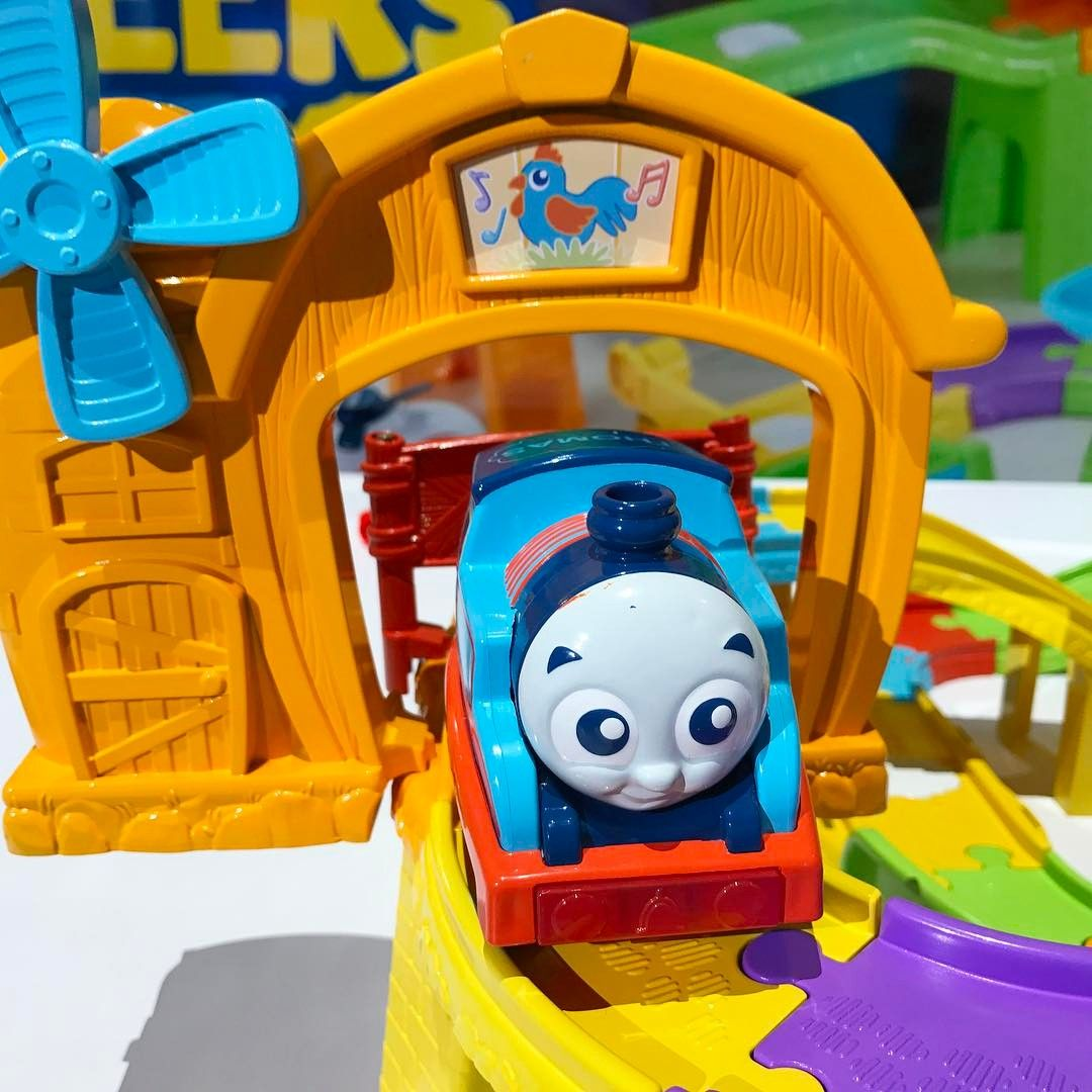 All New Adorable Thomas The Train Sets For Toddlers Coming