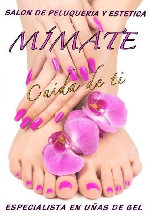 PROMOCIÓN APERTURA SALÓN DE BELLEZA MÍMATE | peluqueria | Pinterest ...