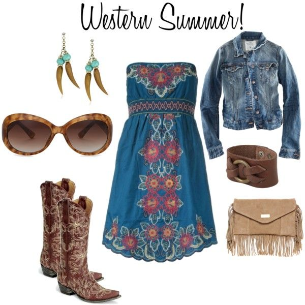 Western Summer, created by jenn-zeller