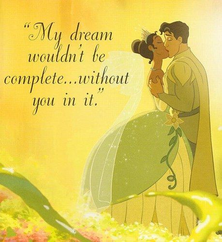 DREAM COMPLETE | Disney quotes, Disney love quotes, Disney ...