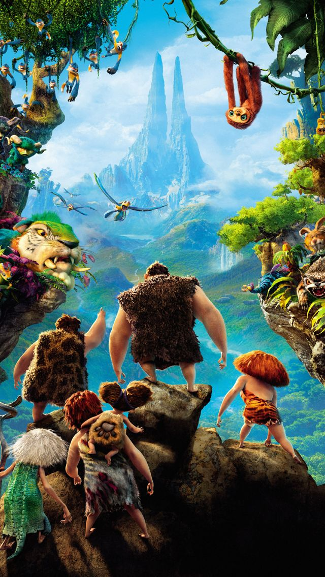The croods iPhone 5s Wallpaper Download Streaming
