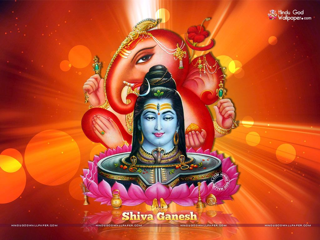 Wallpaper download ganesh - Shiva Ganesh Wallpapers Images Photos Download