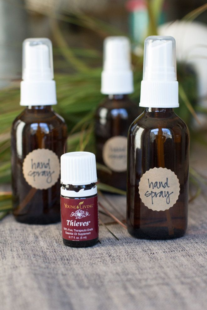 Hand Sanitizer Spray With Essential Oils Essential Oils Room