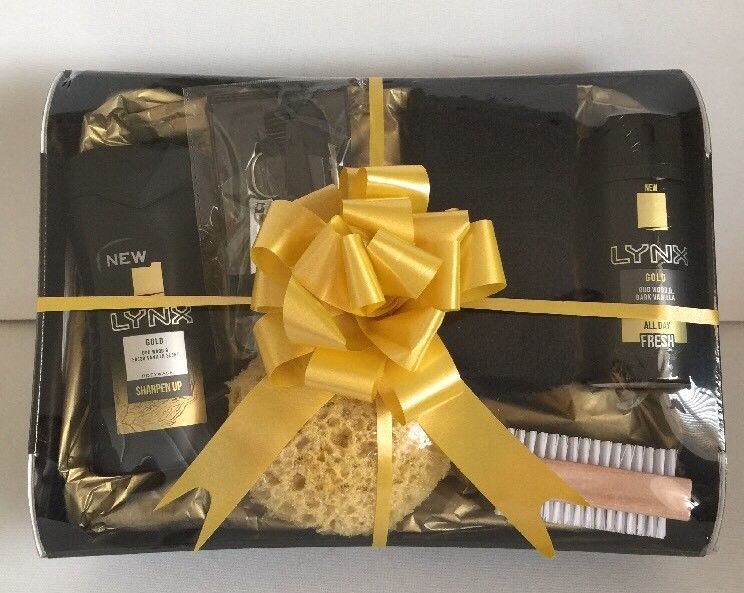Gift ideas for him birthday thank you gift basket pamper
