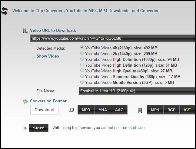 4K Video Downloader Online | Free YouTube Downloader