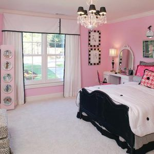 Pink And Black Bedroom Designs Custom White And Pink Bedroom Ideas  Luxury Herrooms  Pinterest  Pink Design Inspiration