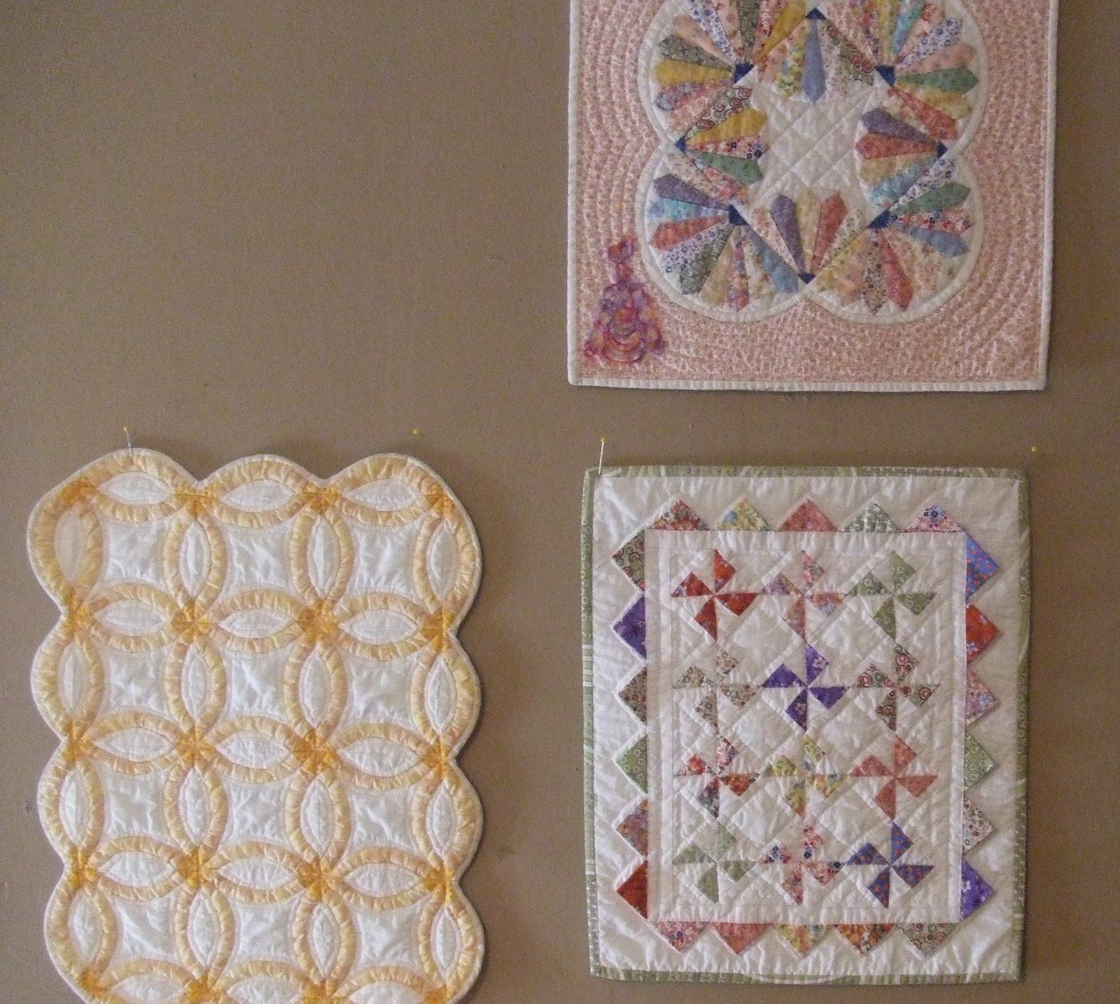 Everythingquilts: Teenytiny quilt swap