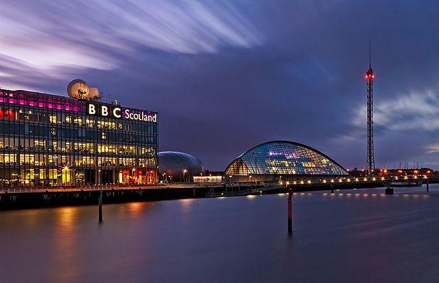 BBC Scotland by David Cation, via Flickr