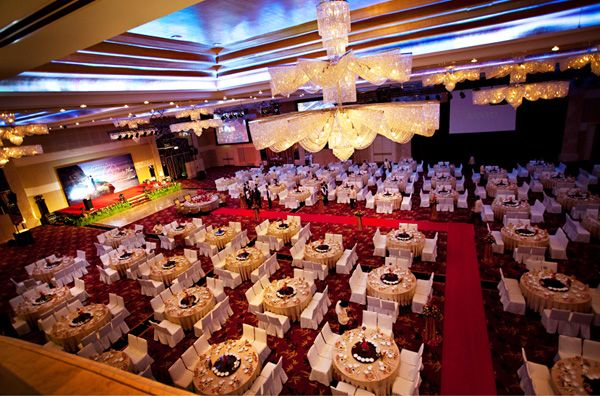 Chinese Banquet Layout