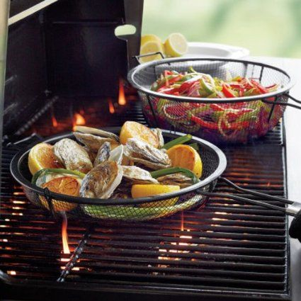 Sur La Table Mesh Nonstick 3 In 1 Grill Pan Must Have Kitchen