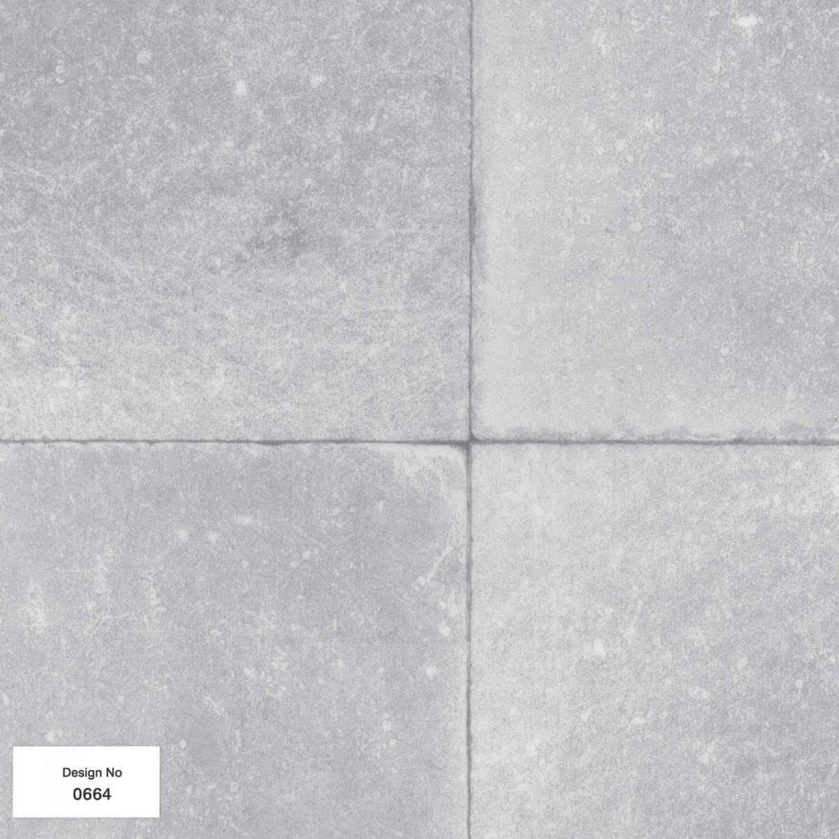 0664 Stone Effect Anti Slip Vinyl Flooring Vinyl