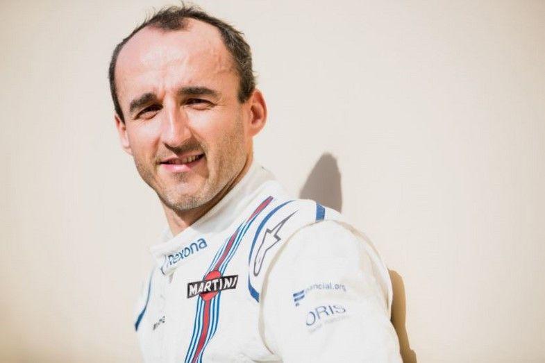 Robert Kubica Pilotera Pour Williams La Saison Prochaine Robert