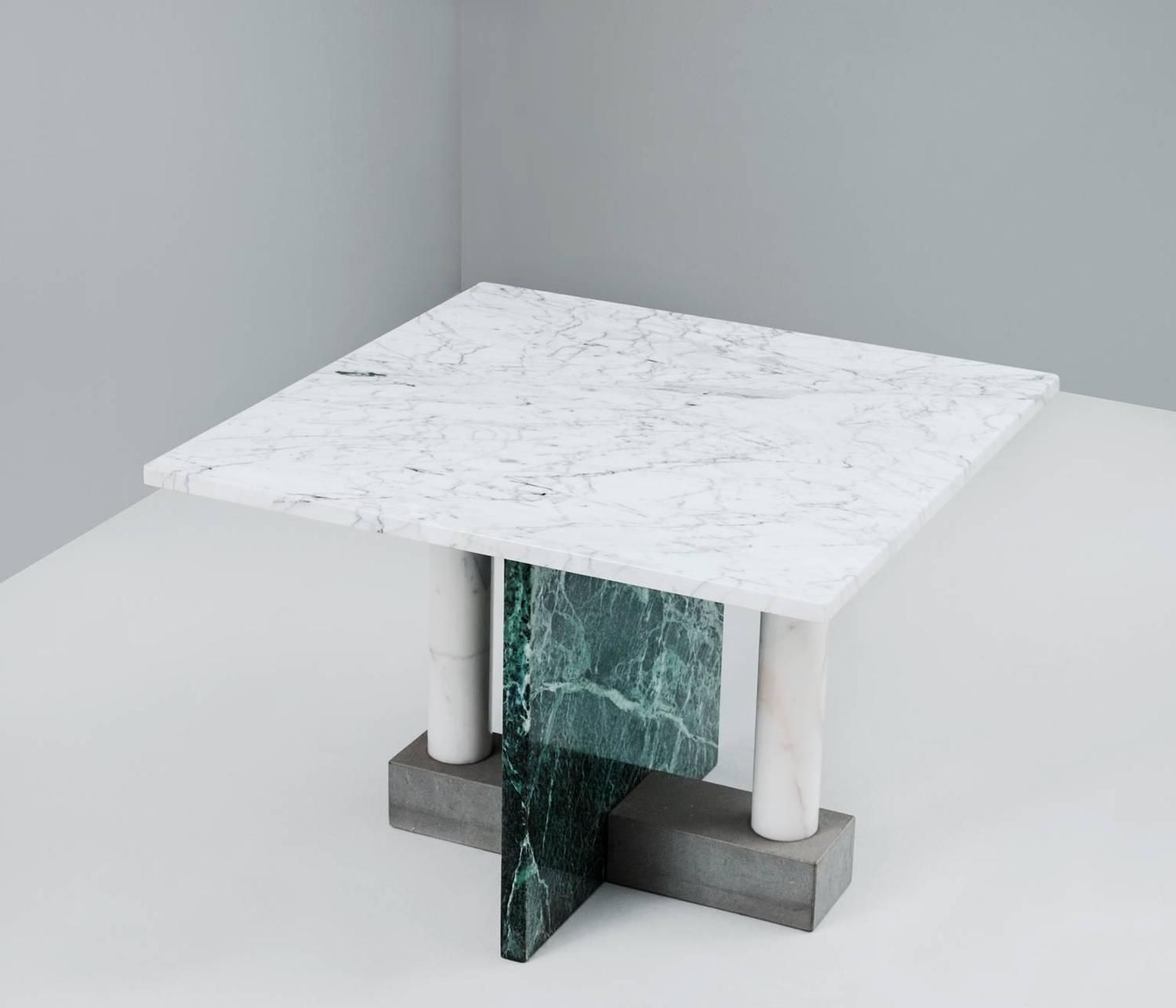 Ettore Sottsass Marble Coffee Table - From A Unique Collection