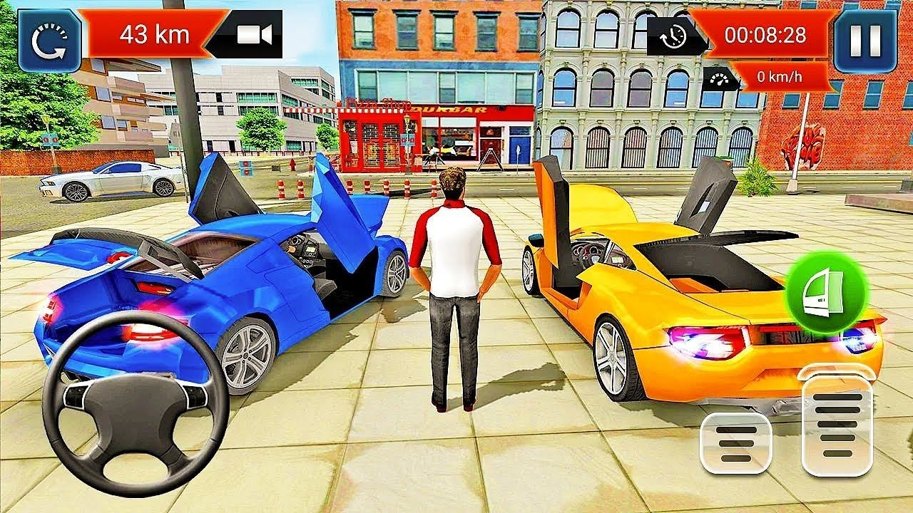 Car Racing Games Free 2019 Sports Car Drift And Driving 1