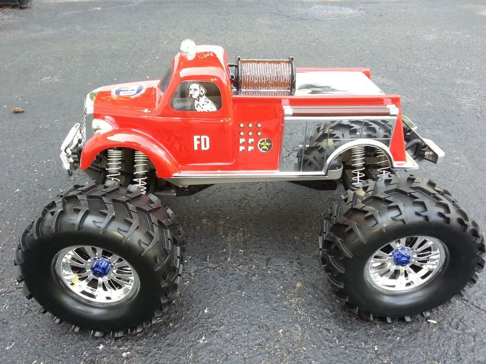 Custom Painted Rc Body Shell Fire 1 10 1 8 Traxxas T E Maxx 3 3 Hpi Savage Parma Radio Control Cars Trucks Rc Cars Radio Controlled Cars