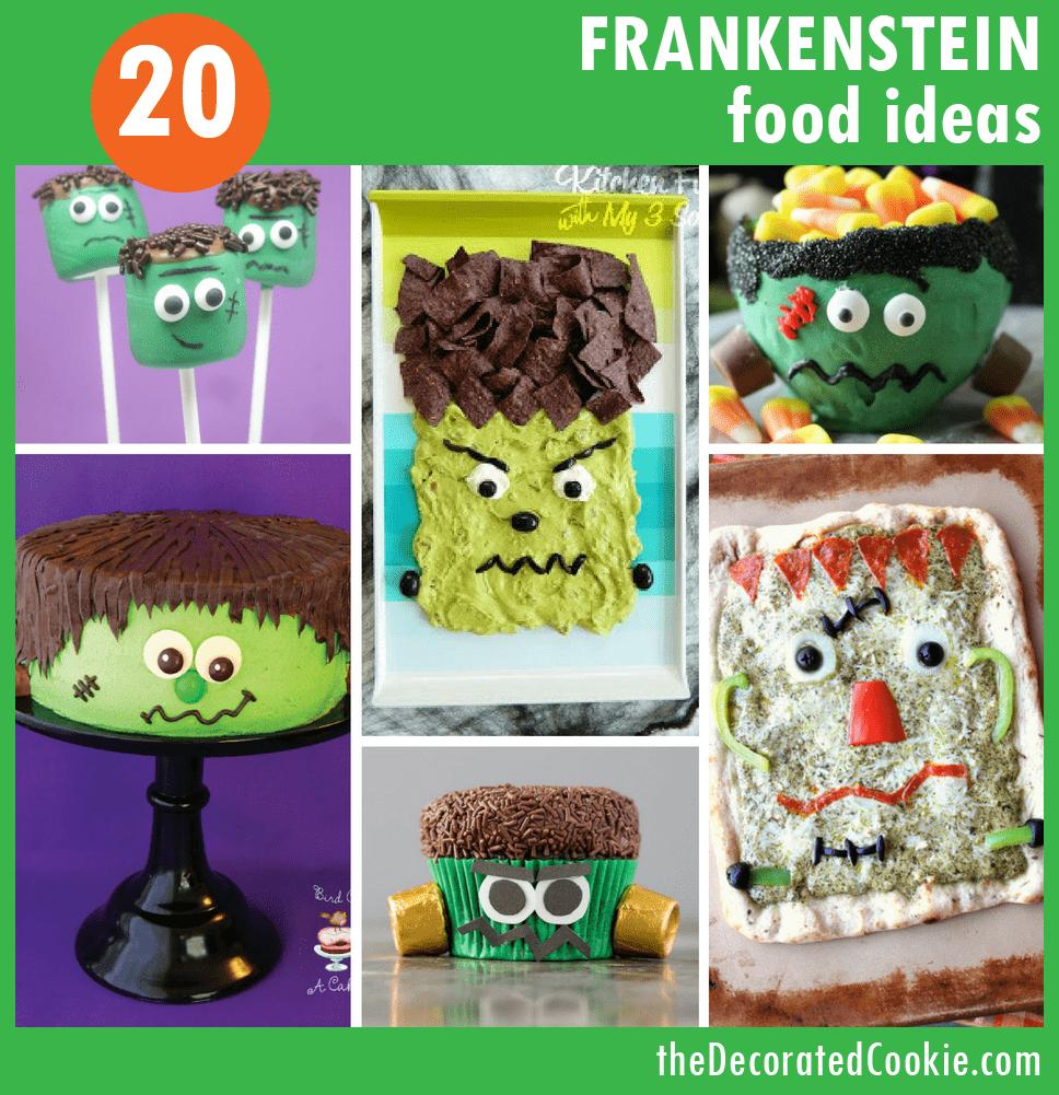 20 Frankenstein food ideas for Halloween | Ideas, Halloween party ...