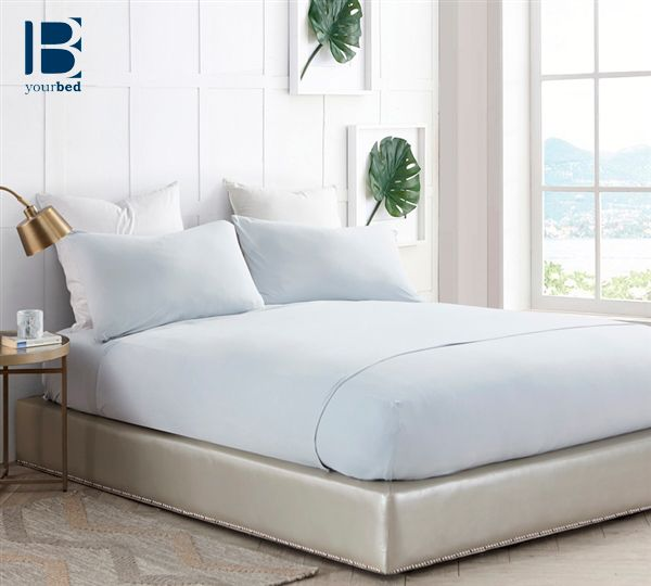 The Softest Sheets In World So Soft You Have To Sleep Bedding Gray Byourbed Byb