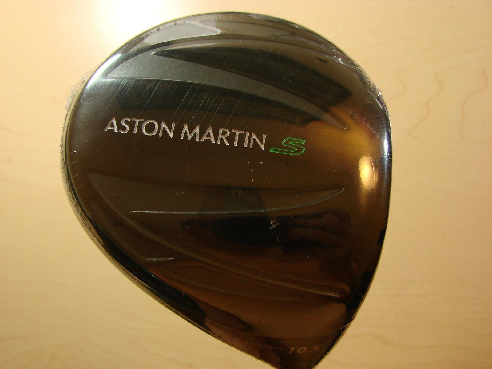 new aston martin golf s driver 10.5 deg ust mamiya regular rh hc