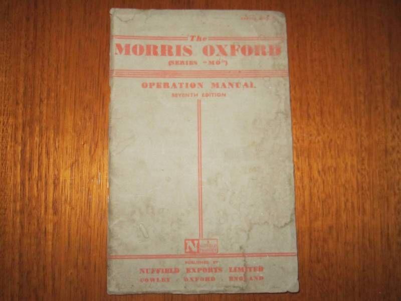 Array - morris oxford series mo operation manual   other parts  u0026 accessories      rh   pinterest com