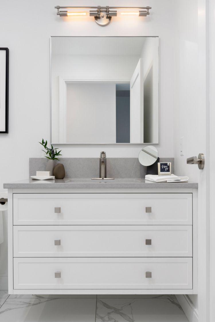 Wildewood Interior Design Portfolio Winnipeg Custom White Vanity Design Interior White Vanity