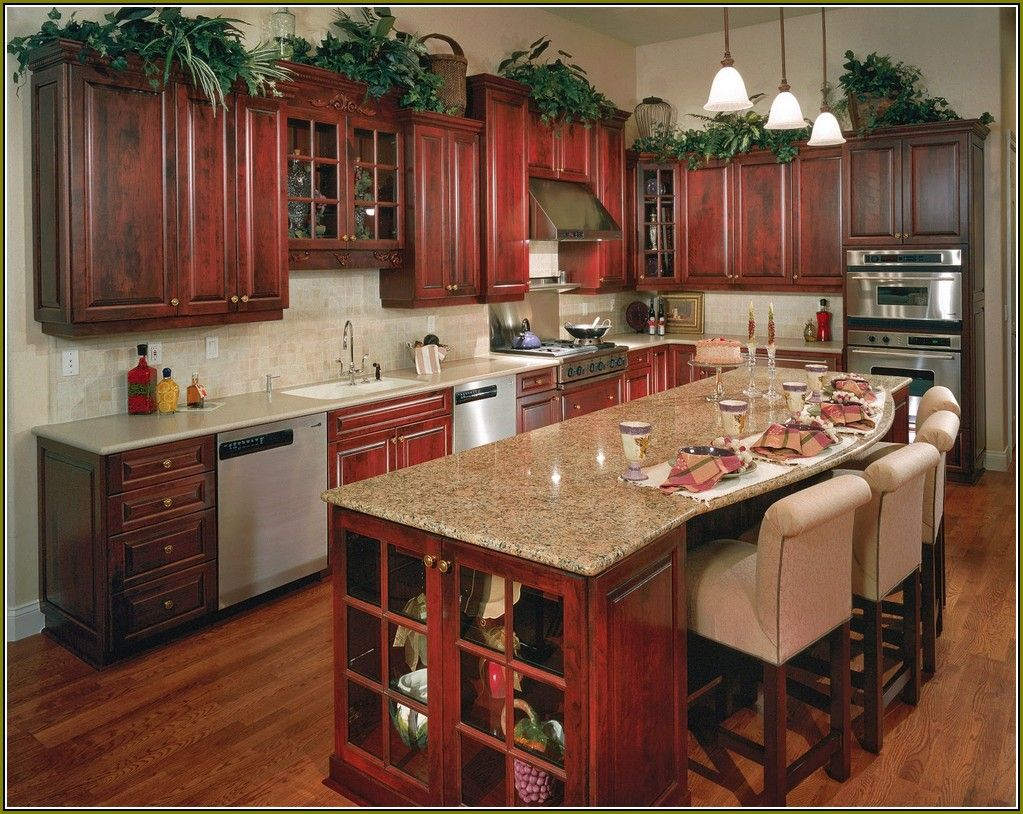 Maple Kitchen Cabinets Lowes | Kitchen cabinets decor ...