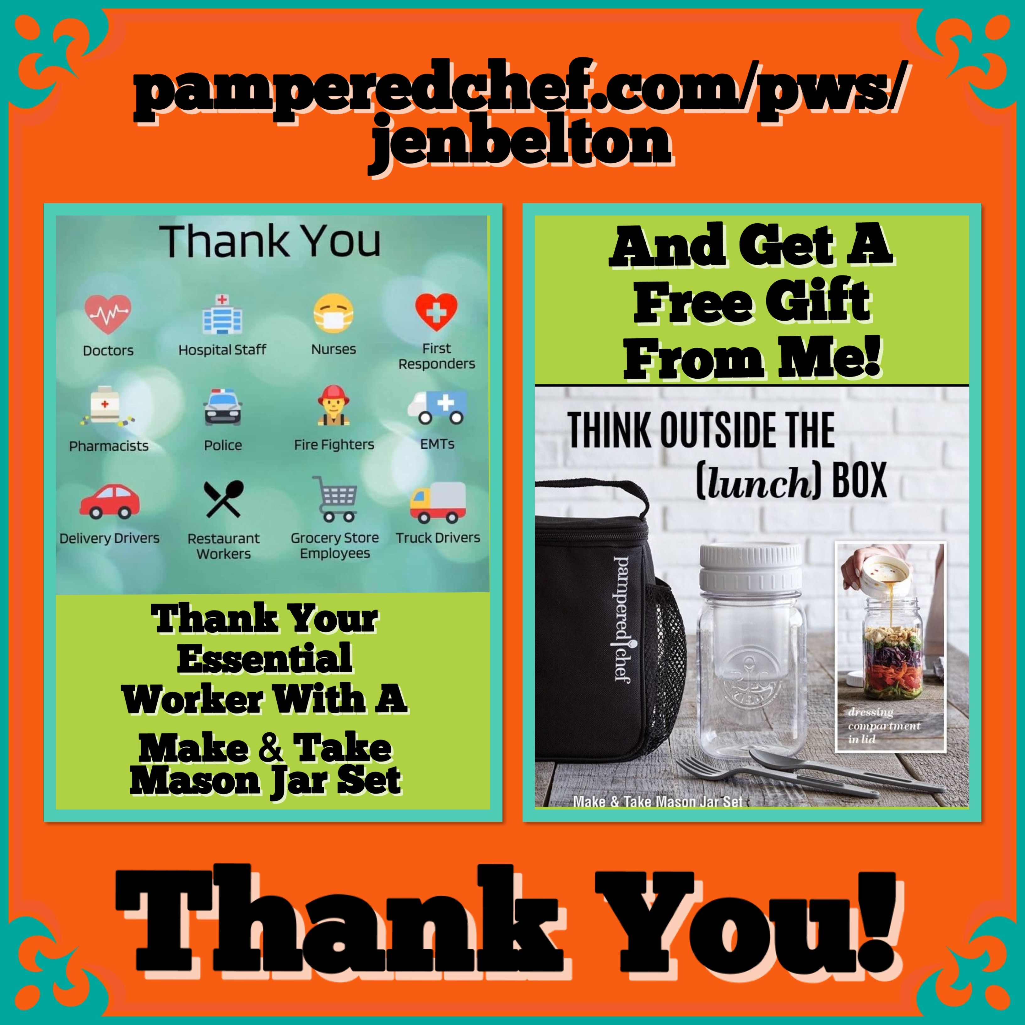 Jen Belton Independent Consultant For Pampered Chef In 2020
