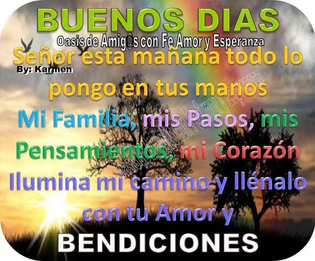 Centro Cristiano Para La Familia Buenos Dias Buenos Dias