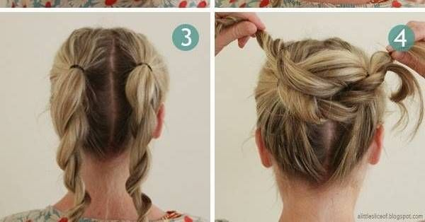 Quick Cute Hairstyles 16 Quick Cute Hairstyle Hacks For When You Don't Feel Like Putting