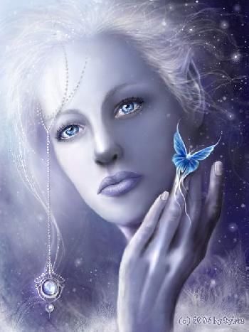 Fantasy Fairies | If you could be any mythical creature, what would it be and why? Description from pinterest.com. I searched for this on bing.com/images