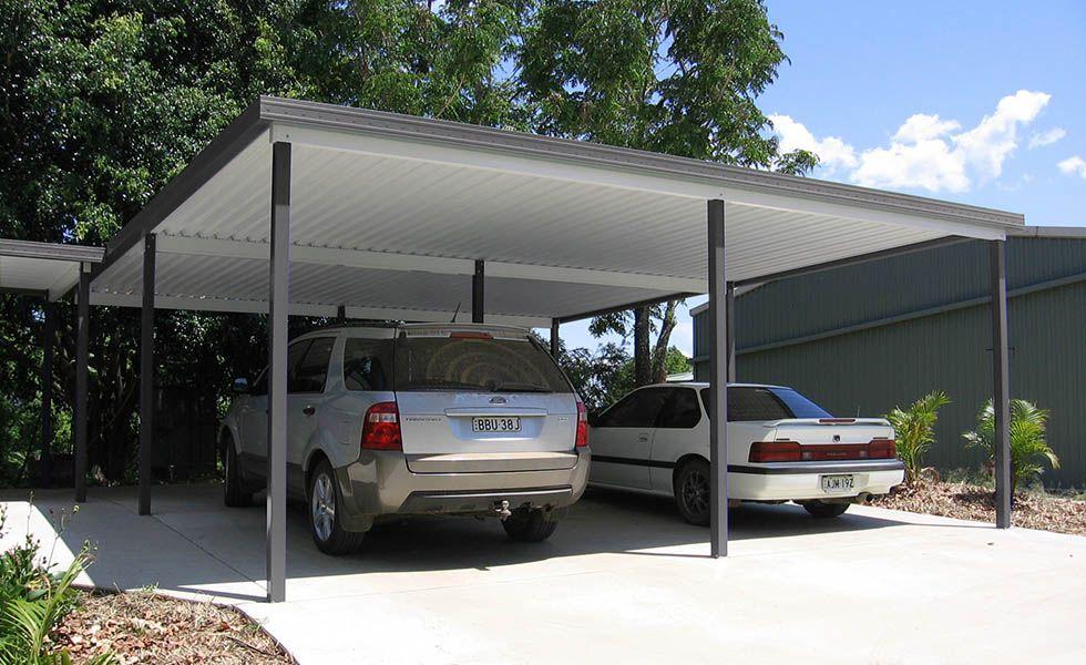 Carports shelters spanline australia carport designs