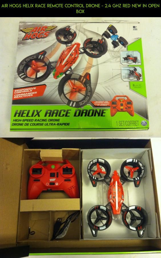Air Hogs Helix Race Remote Control Drone
