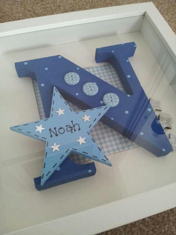 Pin de VICTORIA HOYAS en letras decoradas | Pinterest | Caja de té ...