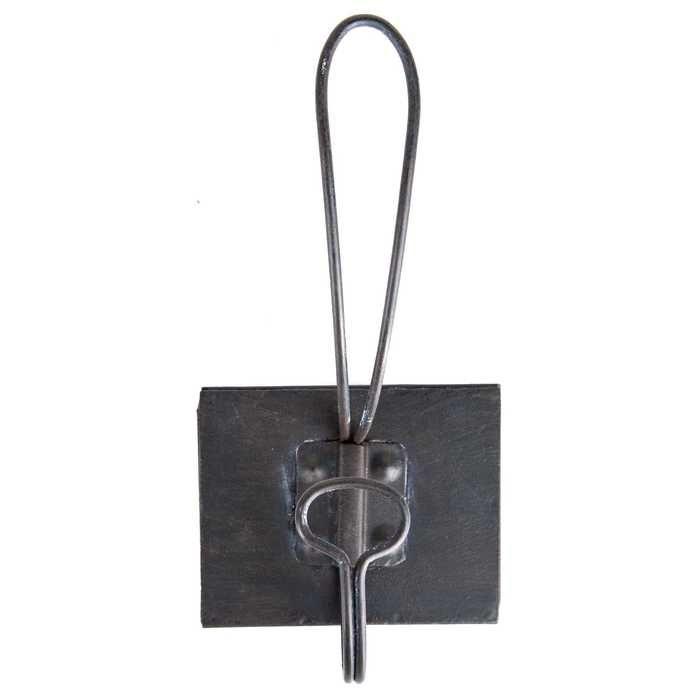 Black Single Retro Iron Wall Hook With Images Black Wall Hooks