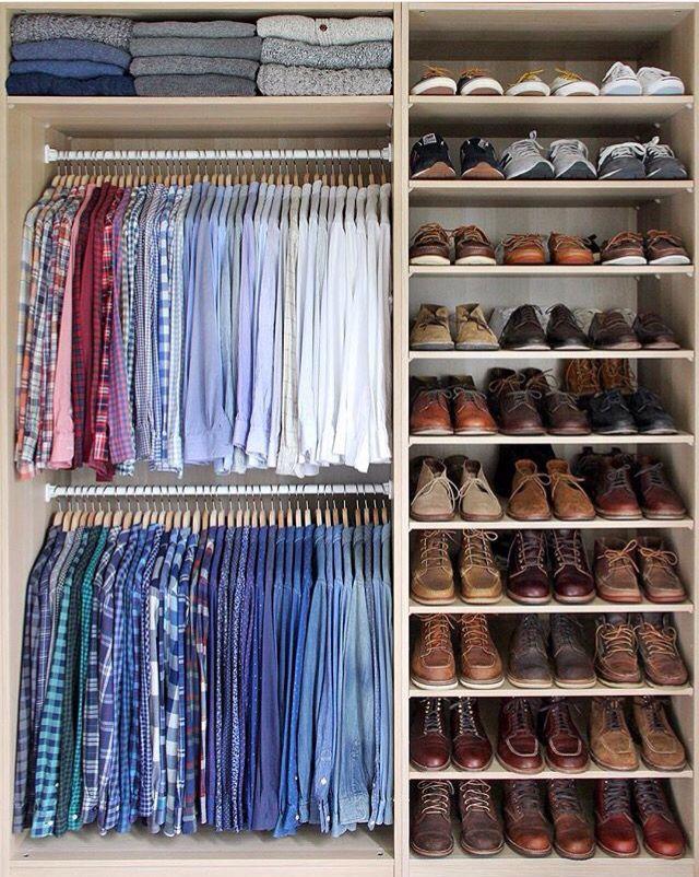 21+ Como organizar zapatos en el armario trends