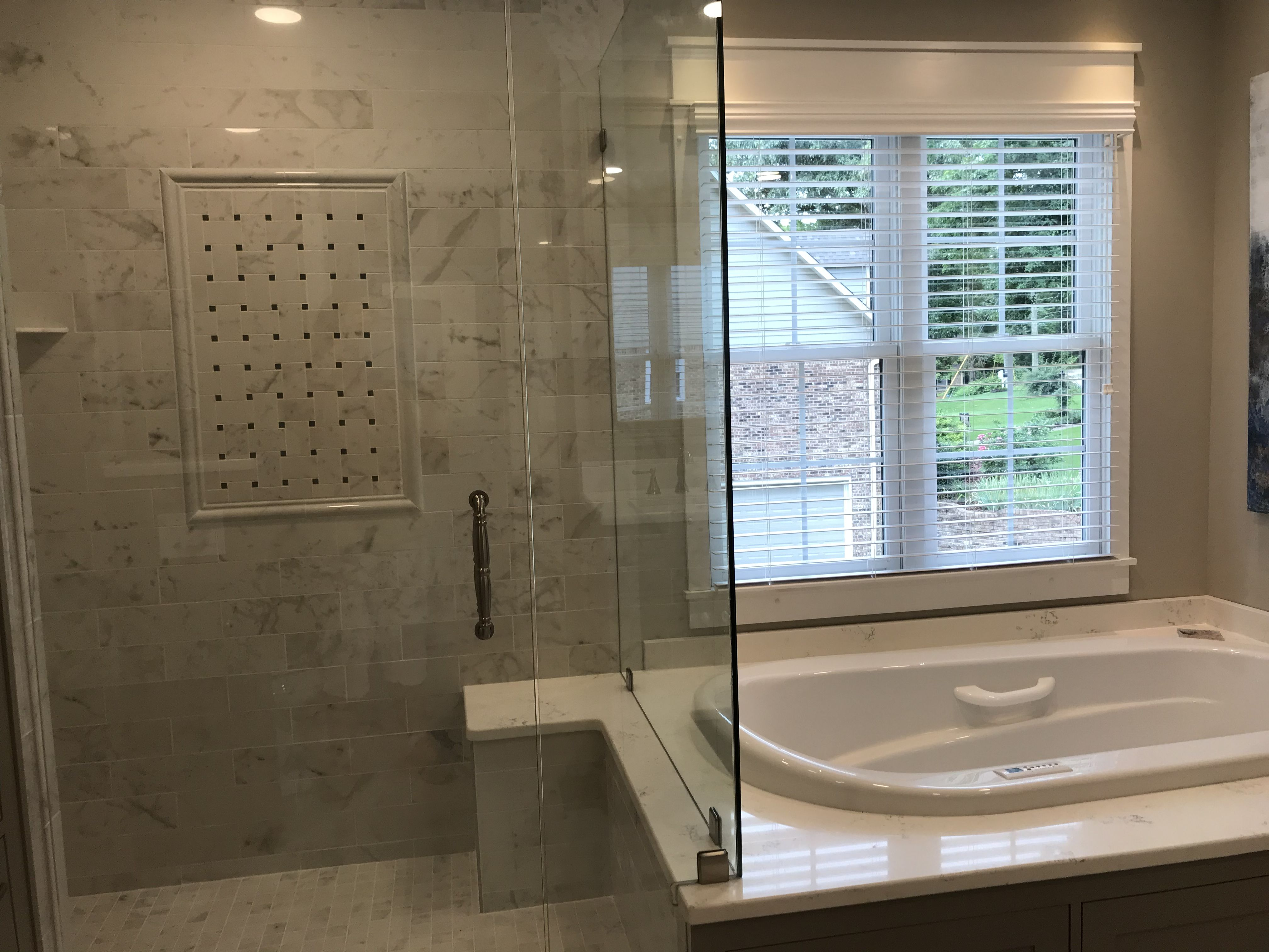 Shower tub combination | Shower and Tub combinations | Pinterest ...