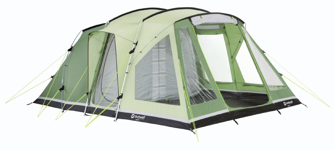 Tents - Family tents Inflatable tents Air tents from Outwell  sc 1 st  Pinterest & Outwell Oakland XL Tent | Tents | Pinterest | Tents