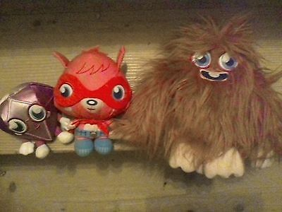 MOSHI MONSTER PLUSH / SOFT TOY COLLECTION - ROXY SUPER POPPET AND FURI https://t.co/oOpZ08OKdS https://t.co/1js5IrrkH7