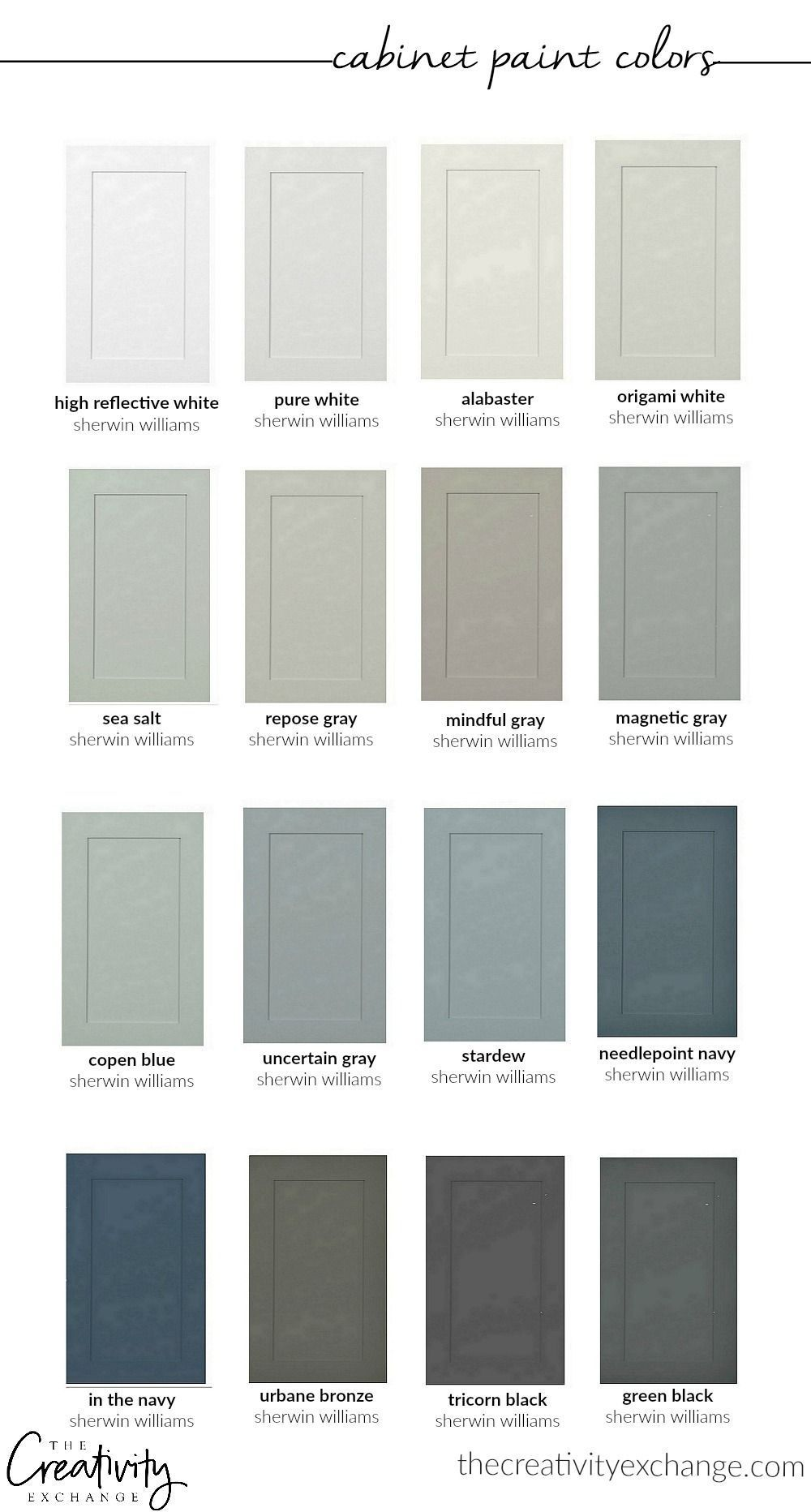 Photo of 30 Beautiful Cabinet Paint Colors for Kitchens and Baths