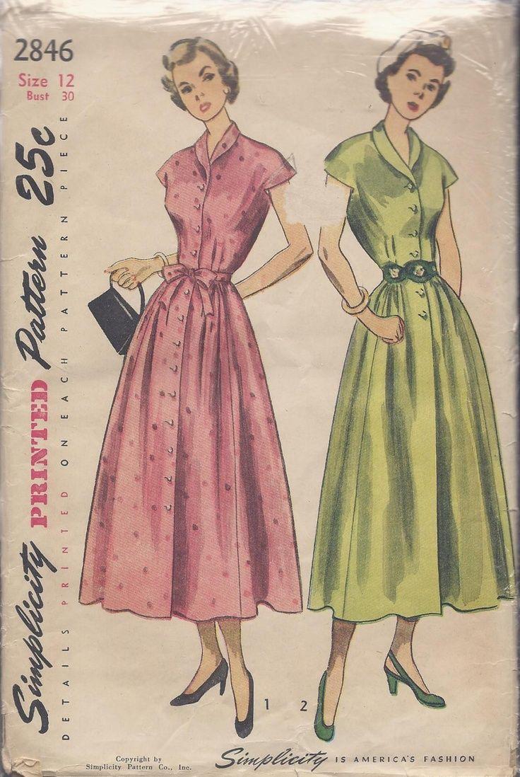 Bonito Patrones De Costura Simplicidad Uk Colección - Ideas de ...