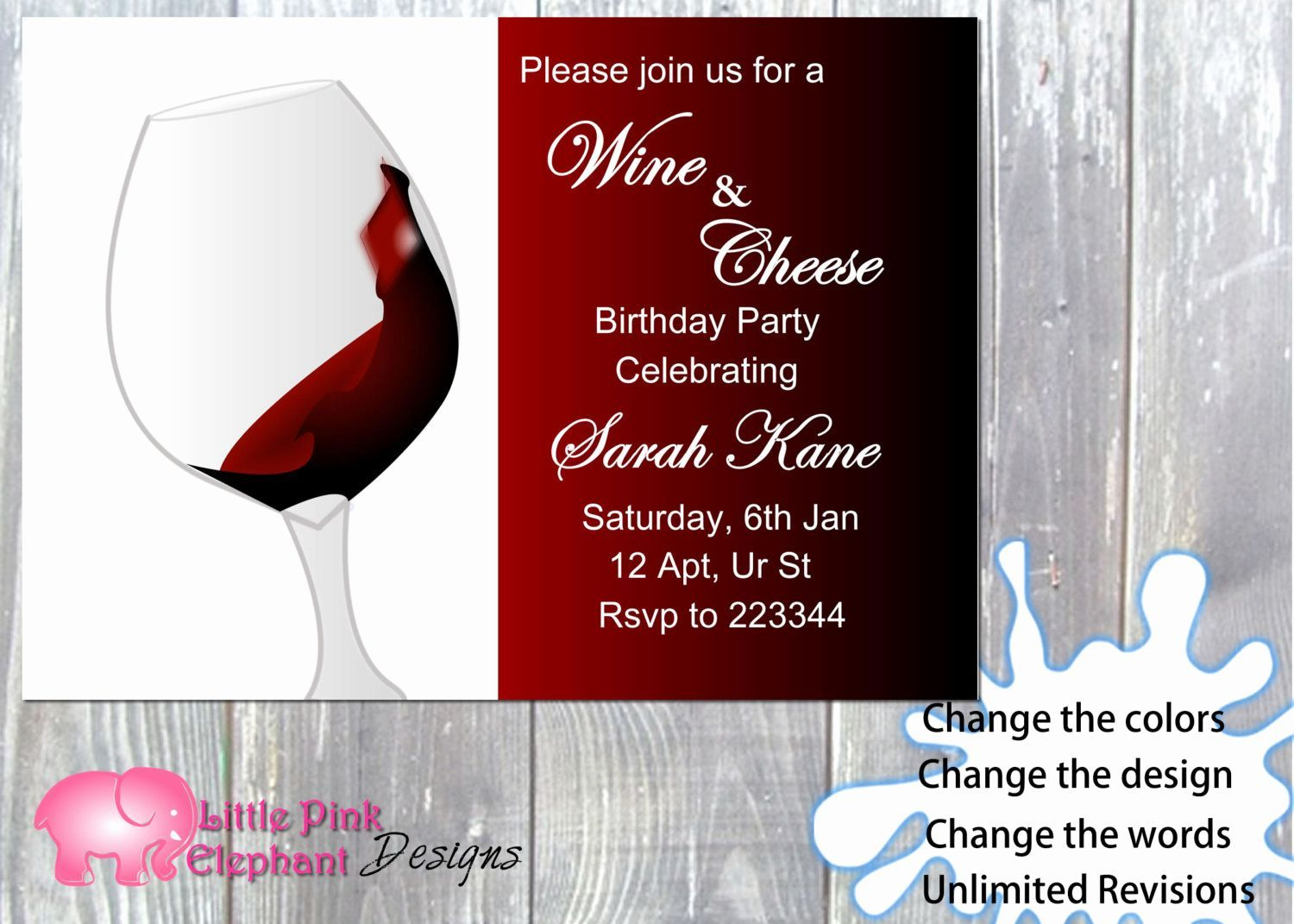 Wine And Cheese Invitation Lovely Wine And Cheese Party Invitation Wine And Chee Chee Cheese Invi In 2020 Wine And Cheese Party Wine Invitations Party Invitations