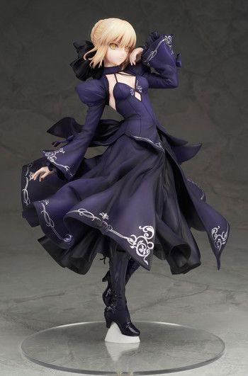 Fate/Grand Order Saber/Altria Pendragon (Alter): Dress Ver. 1/7 Scale Figure (Re-run)