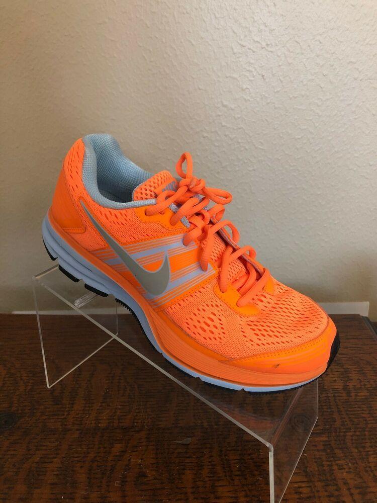 bed802b15cfd Nike Air Pegasus 29 Sz 8.5 Eur 40 Women s Running Shoes Orange 524981-804 -